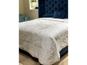 Luxusní přehoz na postel LUXURY-BLUMARINE